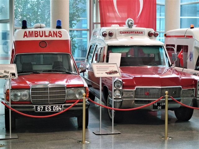114 yıllık devlet hastanesine gelenler zamanda yolculuğa çıkıyor