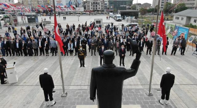 Bağcılar'da Cumhuriyet Bayramı coşkusu yaşandı