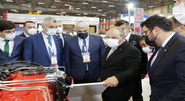 """Albayrak Grubu Üst Yöneticisi Bolat: """"Türkiye'nin yerli üretim gücünü tüm dünya gördü"""""""