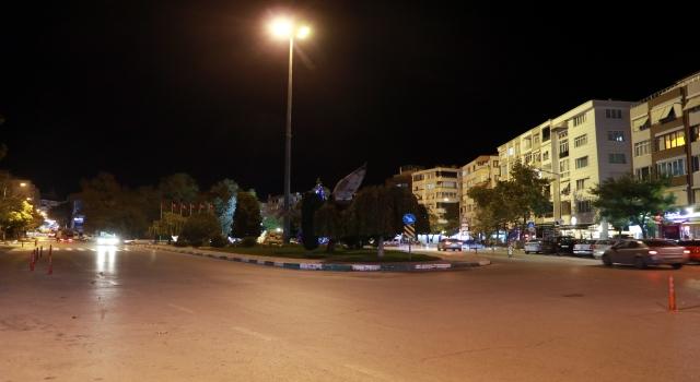 Kovid19 tedbirleri kapsamında Türkiye genelinde sokağa çıkma kısıtlaması başladı