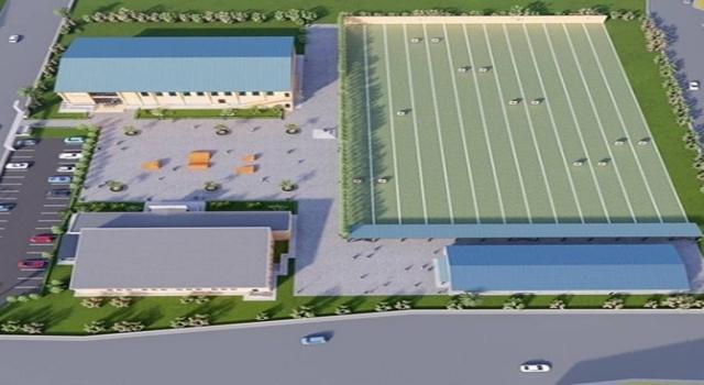 Gelibolu'da spor tesislerinin inşaatına başlanıyor