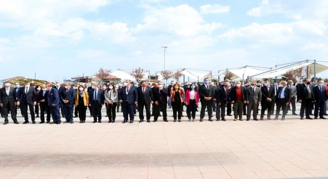 CHP Genel Başkan Yardımcısı Muharrem Erkek, Yalova'da açıklama yaptı: