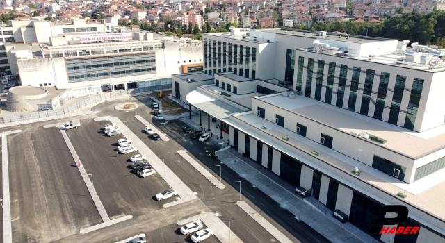 Sakarya Kadın Hastalıkları ve Çocuk Sağlığı Hastanesi yeni hizmet binası pazartesi günü açılıyor