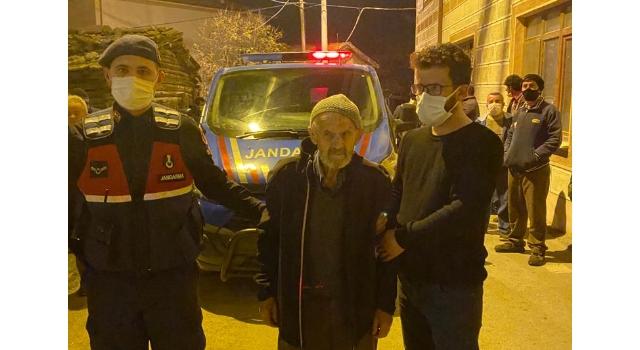 Bursa'da kaybolan alzaymır hastası bulundu