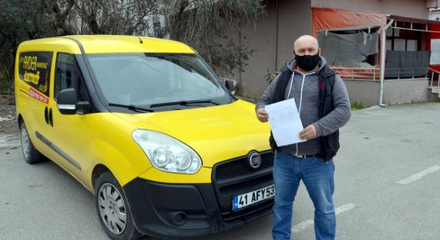 Kocaeli'de ezdiği kedinin ölümüne neden olan sürücüye 1033 lira ceza kesildi