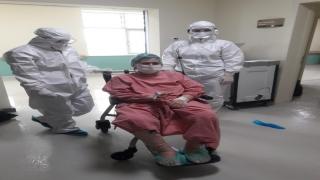 Çanakkaleli 63 yaşındaki hasta koronavirüsü yenip sağlığına kavuştu