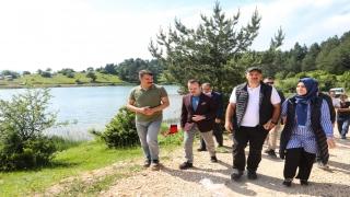 Sakarya Valisi Çetin Oktay Kaldırım göreve başladı