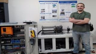 TÜBİTAK destekli elektrikli asansör motoru üretildi