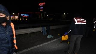 Tekirdağ'da otomobilin çarptığı genç hayatını kaybetti