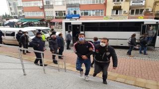 Kocaeli'de bir kişinin darbedilerek öldürülmesine ilişkin 8 gözaltı