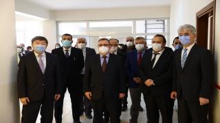 """Trakya Üniversitesi'nde """"Abay Köşesi"""" törenle açıldı"""