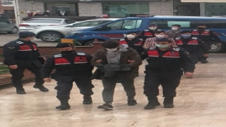 Bilecik'te hırsızlık yaparken yakalanan 3 zanlı tutuklandı