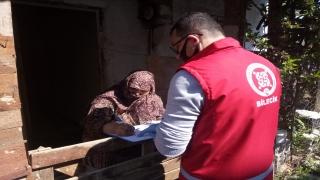 Bilecik'te 2020 yılında SYDV'dan 30 bin 57 kişiye yardım