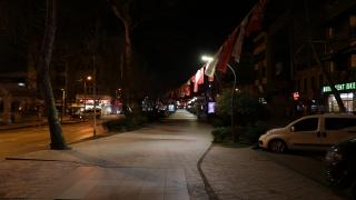 Doğu Marmara ve Batı Karadeniz, sokağa çıkma kısıtlamasıyla sessizliğe büründü