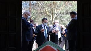 Bilecik Müftüsü Mehmet Nuri Efendi şehit edilişinin 100. yıldönümünde anıldı
