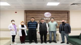 Ferizli İlçe Devlet Hastanesinde 3 uzman doktor göreve başladı