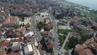 Trakya'da Kovid19 vaka sayılarının düşmesi vatandaşları sevindirdi