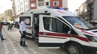 Bilecik'te otomobilin çarptığı çocuk yaralandı