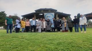 Sakarya'da MS hastaları farkındalık etkinliğinde bir araya geldi