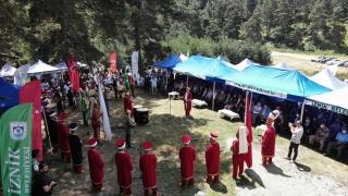 Bursa'da Yaban Mersini Festivali gerçekleştirildi