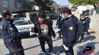 Çorlu'da iki aile arasında çıkan kavga nedeniyle 8 kişi gözaltına alındı