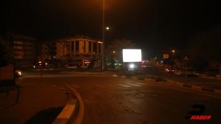 Tekirdağ'da sokağa çıkma yasağının ardından sessizlik hakim