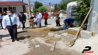 Yalova Belediyesi ekipleri mahallelerde çalışmalarını sürdürüyor