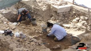 """Daskyleion kazısında milattan önce 4. yüzyıldan kalma """"mask"""" bulundu"""