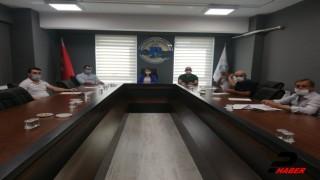 Pazaryeri Belediyesi Eylül ayı meclis toplantısı