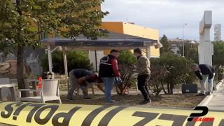 Silivri'de silahlı saldırıya uğrayan 2 kişi yaralandı