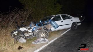 Tekirdağ'da trafik kazasında 1 kişi yaralandı