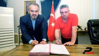 Bursa'da ulaşım filosuna takviye için sözleşme imzalandı