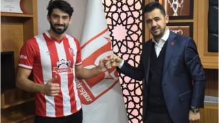 Aydeniz Et Balıkesirspor, Hasan Özkan'ı transfer etti