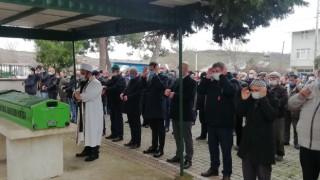 Manyas Belediye Başkanı Tancan Barcin'in annesi vefat etti