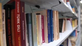 Balıkesir'de 100 bin kitabın bulunduğu Millet Kütüphanesi 8 Mayıs'ta hizmete girecek