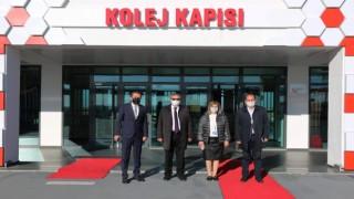 Edirne Milli Eğitim Müdürü Arpacı okullarda incelemede bulundu